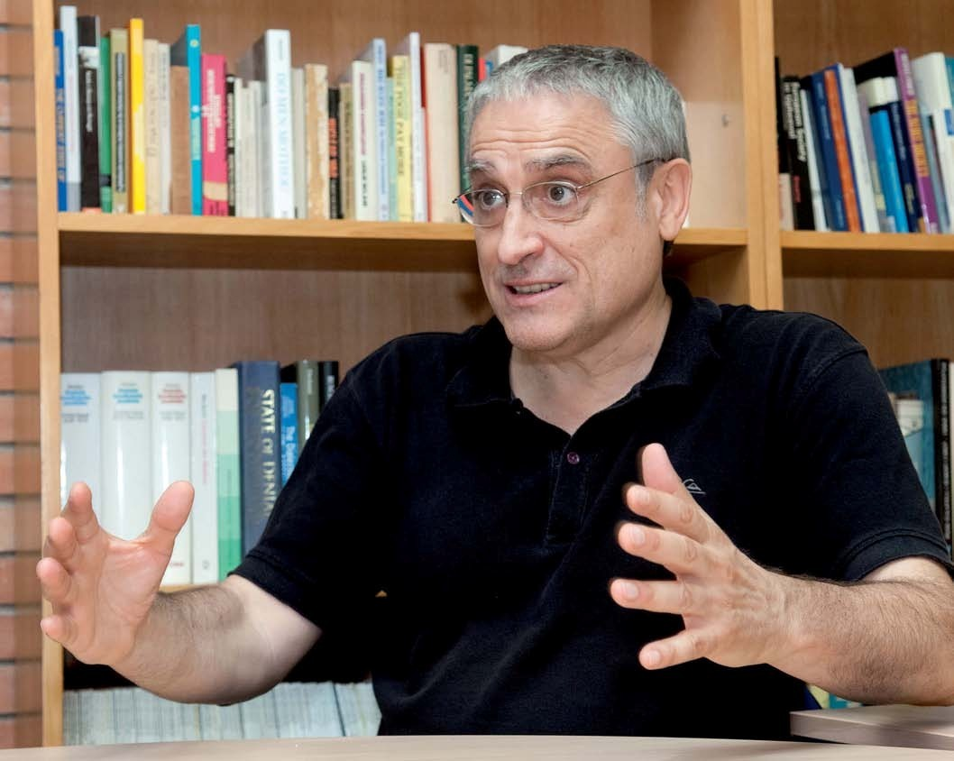 Ramón Flecha y las políticas para la inclusión en #EIE_FT