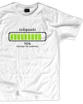 camisetaindignado