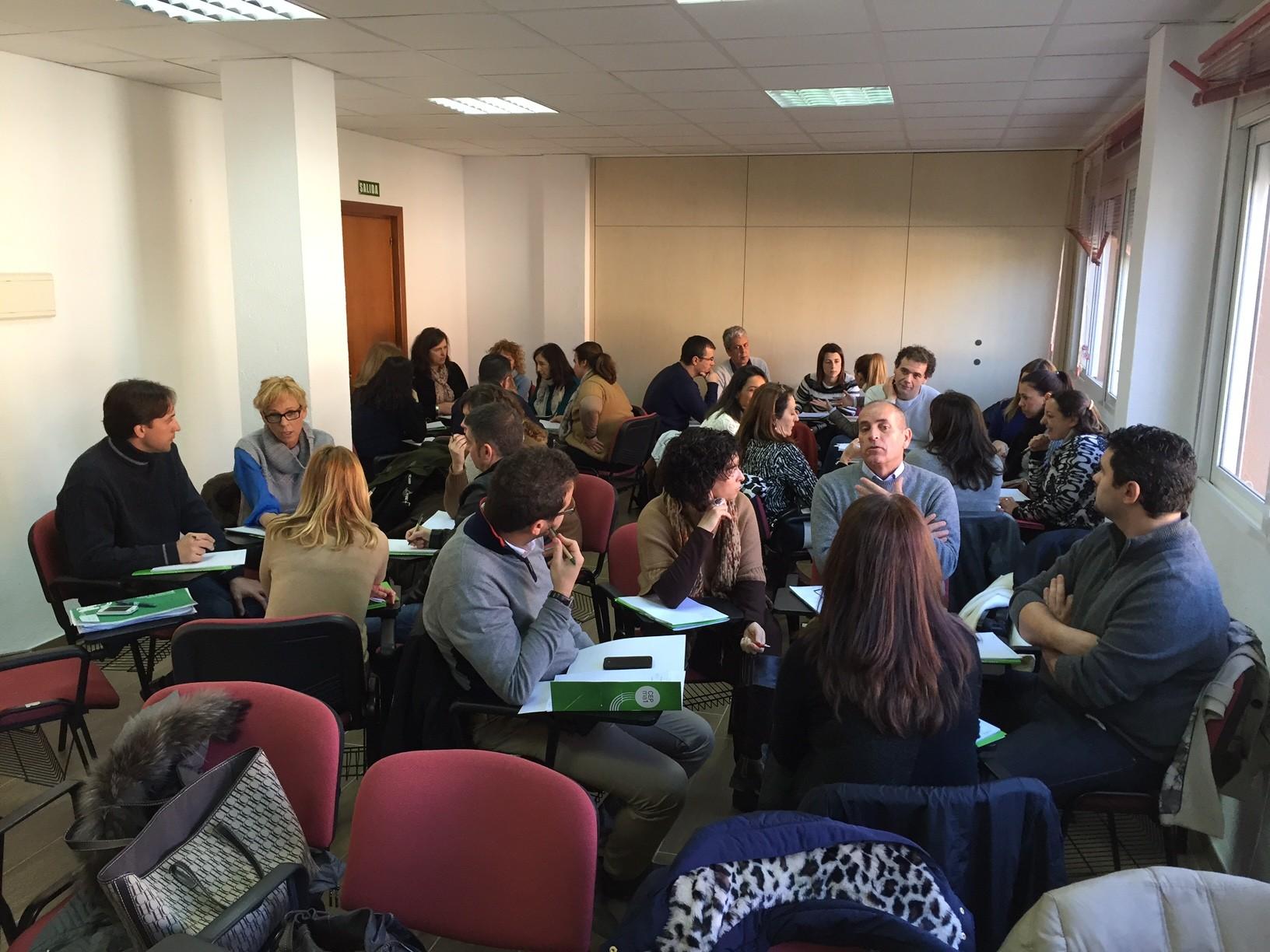 El Proyecto Lingüístico de Centro en Andalucía (entrada primera)
