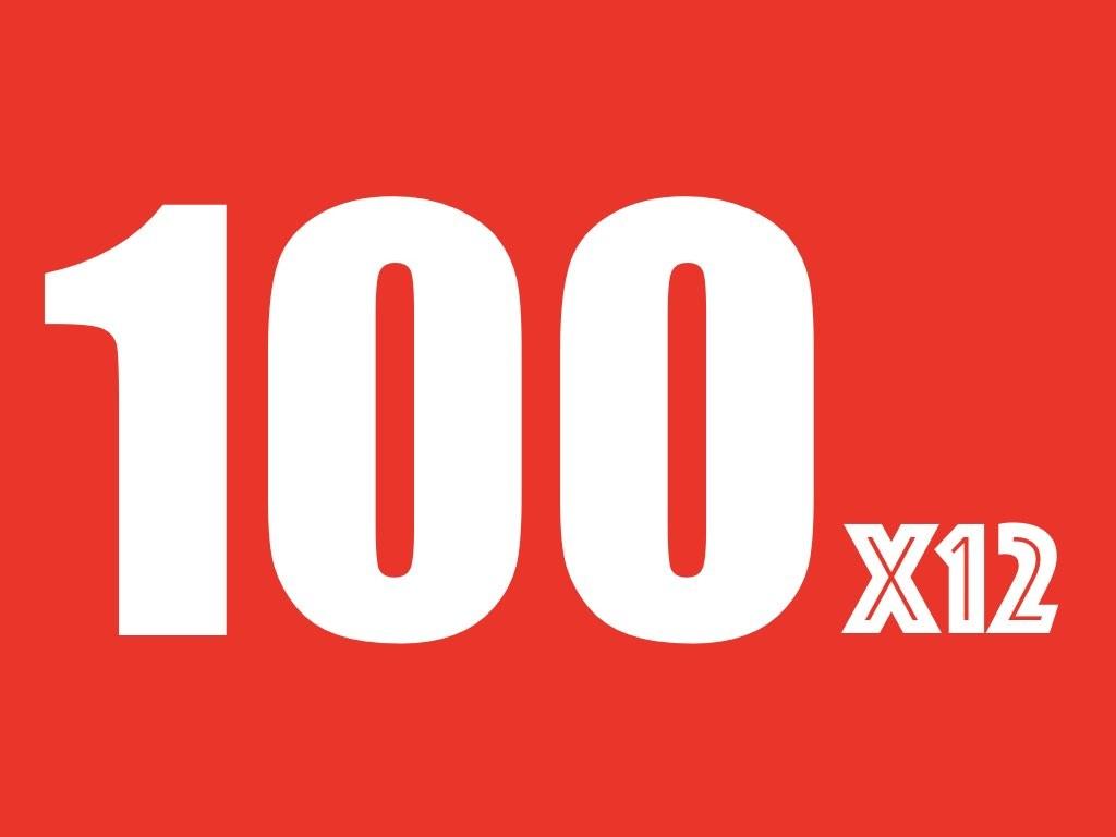 Desafío 100x12 Edición 2017