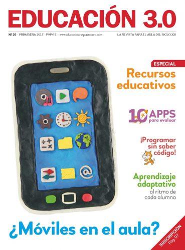 Conversación sobre Educación y Tecnología: una entrevista en la revista Educación 3.0