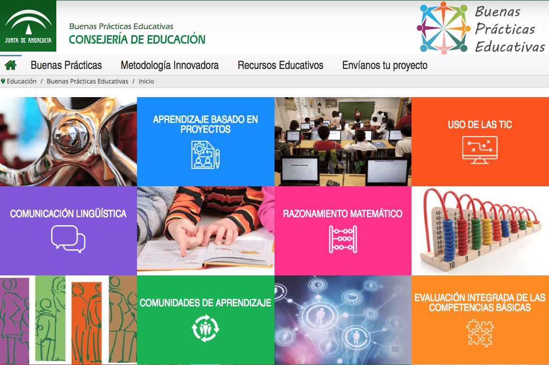 Buenas prácticas educativas en Andalucía